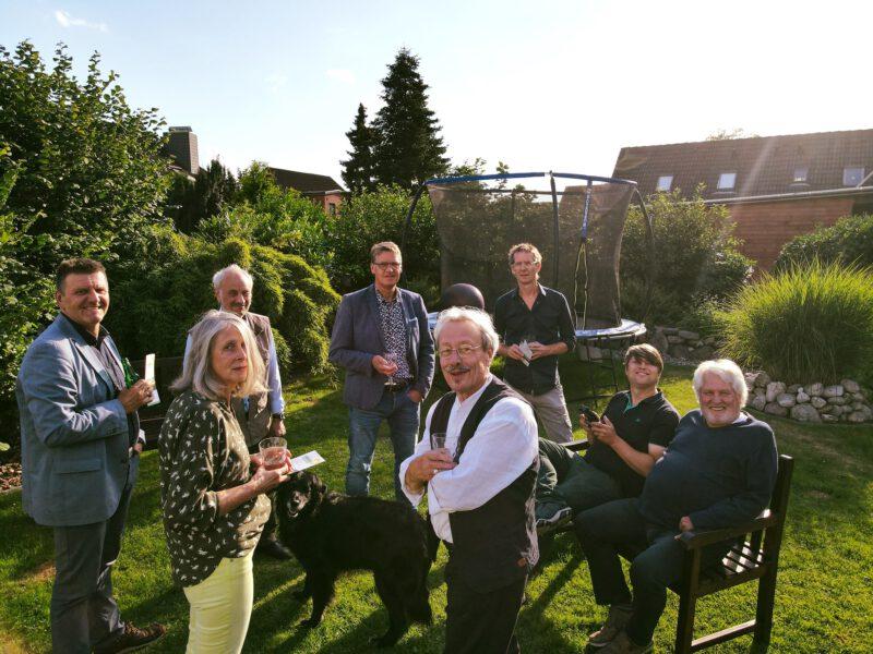 Besprechung der Kandidat*innen für den Rat der Gemeinde Beverstedt und dem Kreistag Cuxhaven